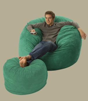 Luvsac Like Foam Bean Bag Chairs